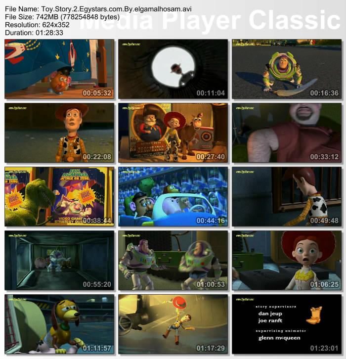 avi                       toy story 2 1999 dvdrip               Toy Story 1999
